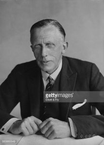Sir Ernest Gowers, who dismissed the passive voice in Plain Words.