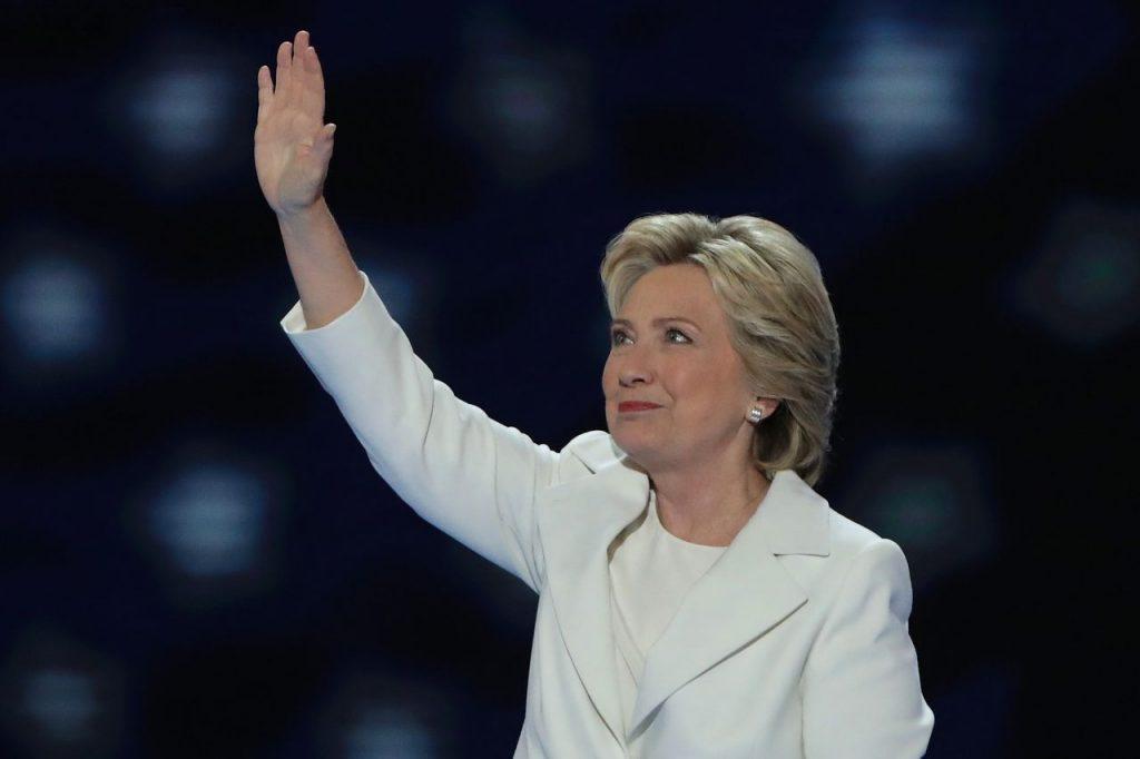 Hillary Clinton speech, speechwriting