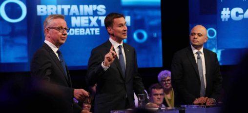 Hunt Gove Boris Debate Speech