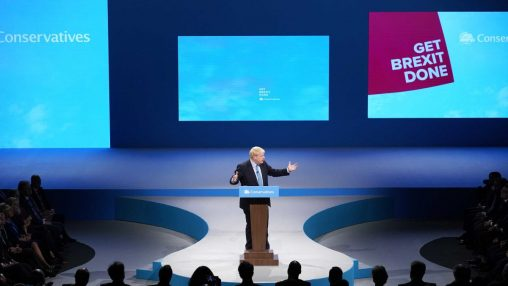 Boris Johnson Conservative Conference Speech Music The Who